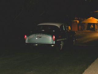 Roscoe & Louie Classic Car Transportation 3