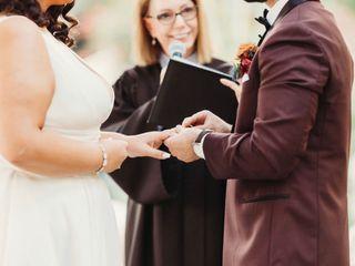 Rev. Rosie's Unforgettable CA Weddings 2