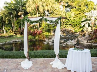 The Wedding Arches 4