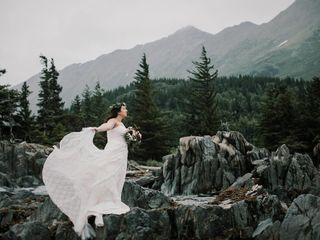 Alaska Destination Weddings 5