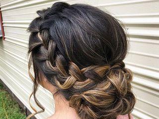 Hair & Makeup by Jennifer Monzon 2