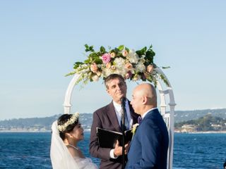 Monterey Bay Wedding Officiants 3