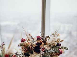 Wildly Cultivated Floral Design 1