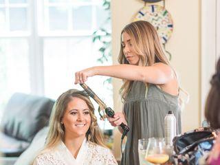 J. Christine Bridal Hair 3