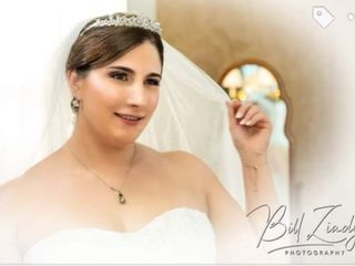 Bridal Makeup & Hair by Carmen Cabrera 3