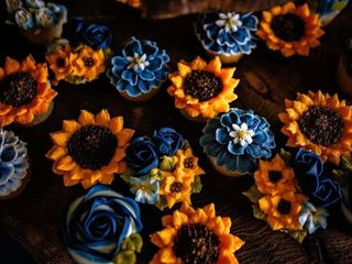 Sweet Bouquets Cupcakes 5