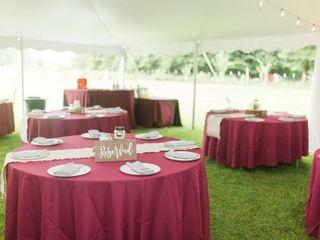 Tents 4 Rent, inc & RestRoom Trailer Rentals 3