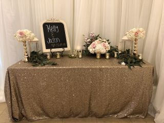 Decor by Dulce & Linen Rentals 1