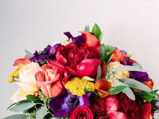 Shelly Black, Custom Floral Designer, at Wayside Studios 5