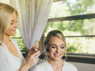 Formal Faces - On Location Hair & Makeup for Weddings 5