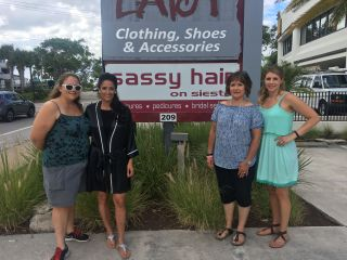 Sassy Brides Hair Salon Siesta Key 7