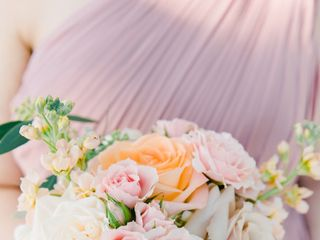 A Touch of Lavender Wedding Coordination & Floral Design 2
