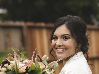 Bridal Hair by Kelsey 3