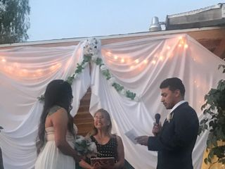 Officiate our Wedding 2