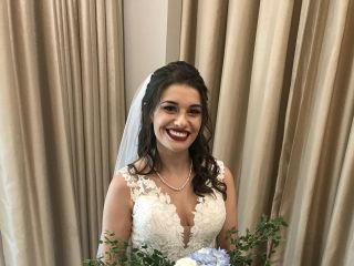 Champagne & Lace Bridal 1
