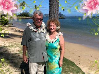 A Beach Wedding Minister 1