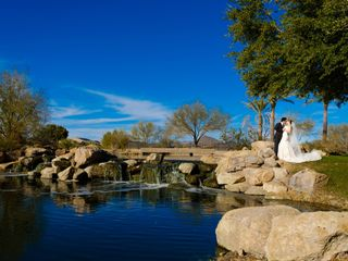 Kiva Club Weddings in Trilogy at Vistancia 1