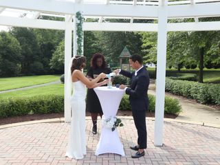 Elle Is For Love: The Wedding Officiant 4