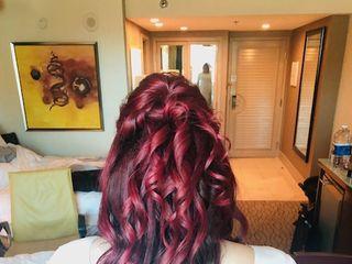 Las Vegas Hair and Makeup 5
