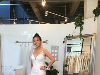 Blue Bridal Boutique 1