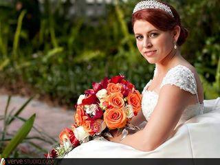 Gainesville Wedding Hair 3