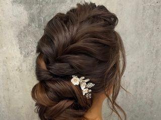Seattle Wedding Hair 2