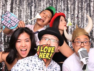 Hollywood Smile Photo Booth 4