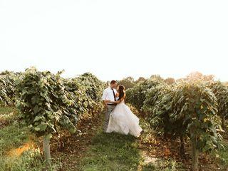 Hidden Vineyard Wedding Barn 6