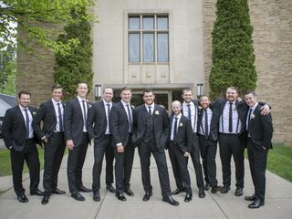 The Groomsman Suit 7