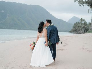 Laakea Ocean Wedding 4