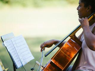 Classical Cellist 1