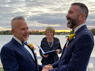 Northern Michigan Wedding Officiants 1