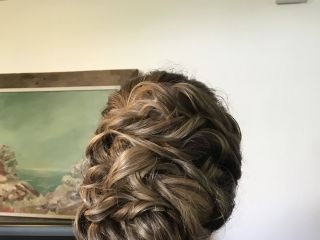 Timeless Updos, Hair & Makeup 7