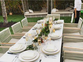 Santorini Weddings at the Hilton Bentley 1