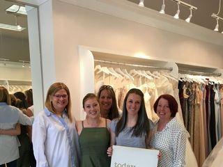 Louise Christine Bridal Boutique 4