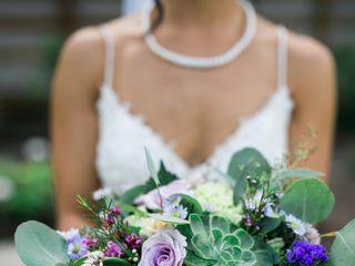 Sage Bridal 5