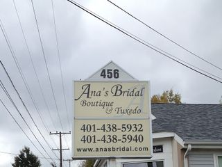 Ana's Bridal Boutique & Tuxedos 2