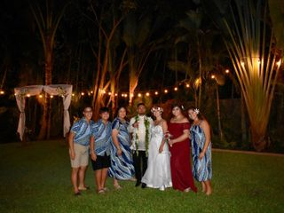 Oahu Wedding Villa 1