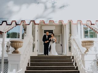 Jefferson Street Mansion by Wedgewood Weddings 3