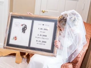 Dreamlines Personalized Wedding Dress Sketch 2