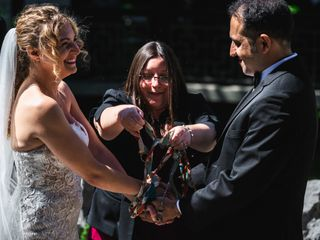 Lucie Lucerino, Ordained Wedding Officiant 1