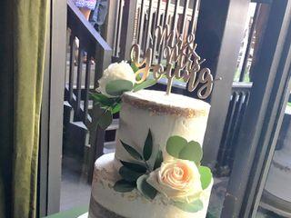 Kristen Marie Cake 1