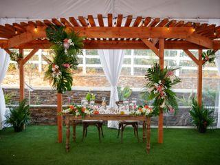 Karen Sartori Floral Weddings & Events 3