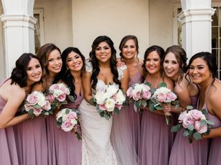 Bridal Hair by Brittany Reynolds 4