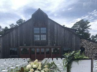 Sandy Creek Barn 1