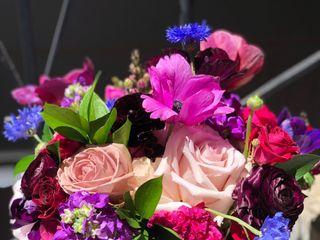 Bend Bouquets 4