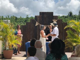 Ana Maria Wedding Officiant and Planner 2