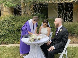 Raleigh Wedding Minister 2