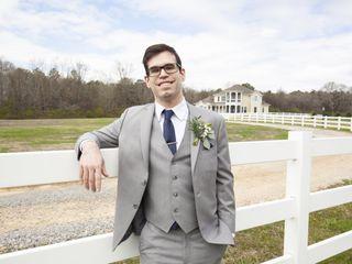Hampton Cove Wedding Plantation 1