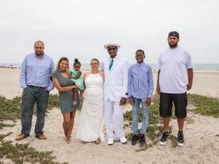 Seaside Beach Wedding San Diego 6